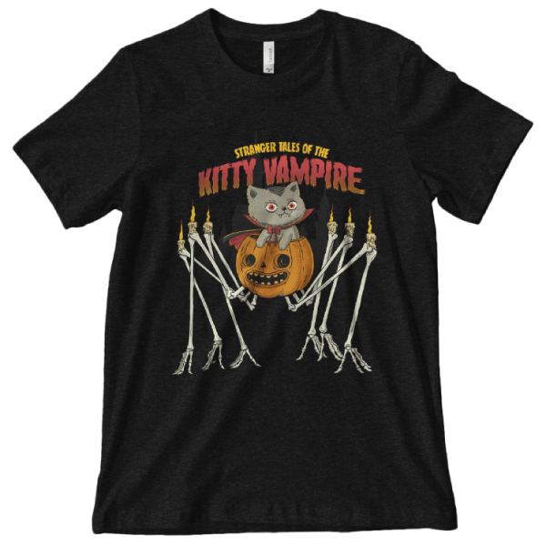 'Kitty Vampire' Shirt