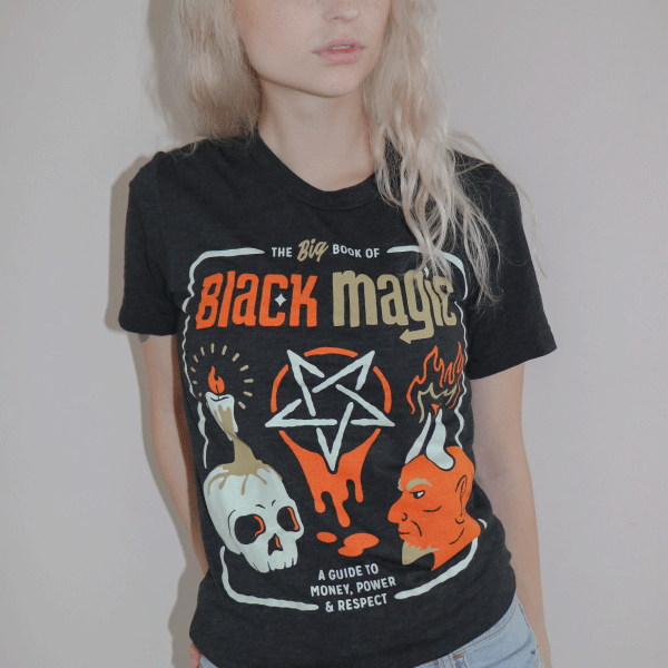 'Black Magic' Shirt