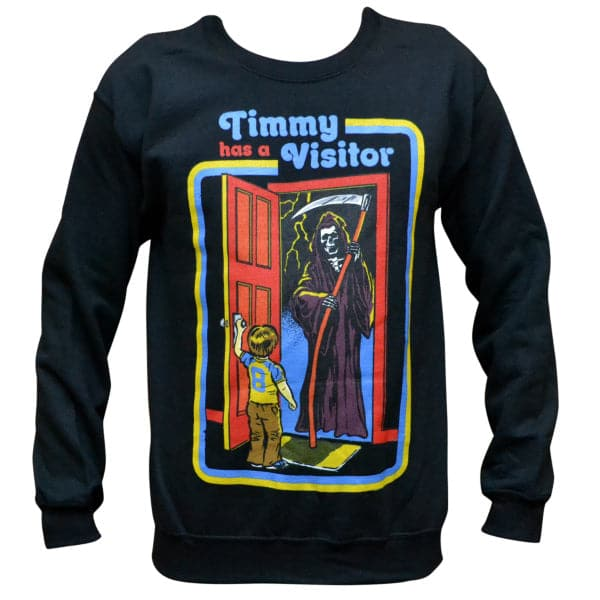 'Timmy Has a Visitor' Sweater