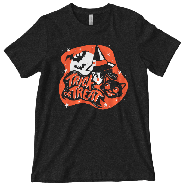 'Trick or Treat' Shirt