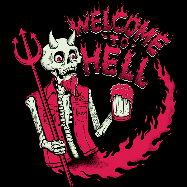 'Welcome to Hell' Shirt