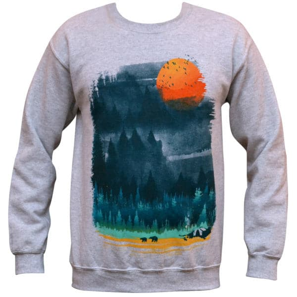 'Wilderness' Sweater