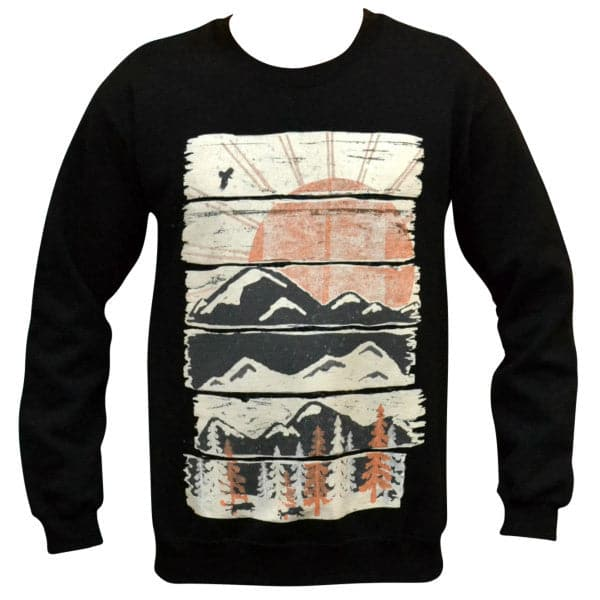 'Winter Pursuits' Sweater