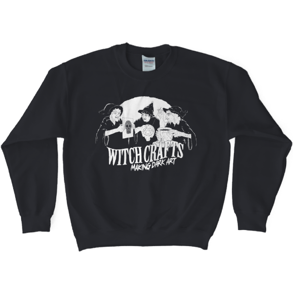 'Witch Crafts' Sweater