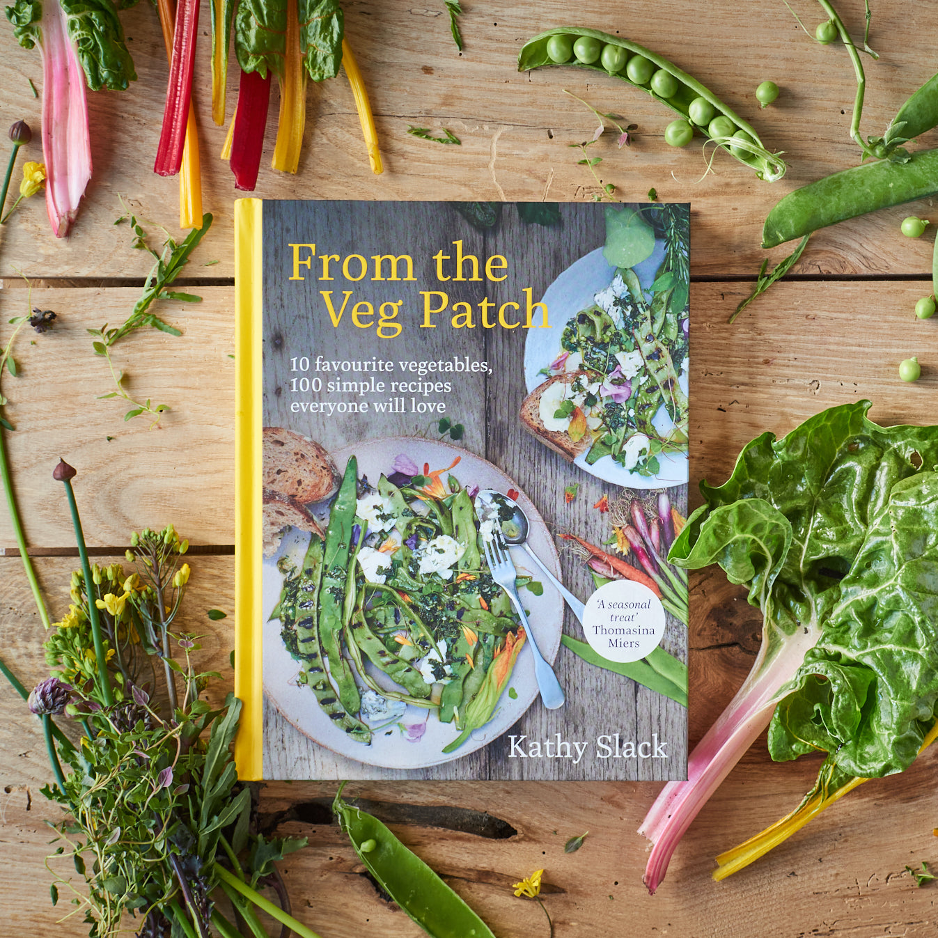 From the Veg Patch book
