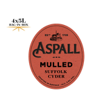 Aspall Mulled Cyder Bag in Box