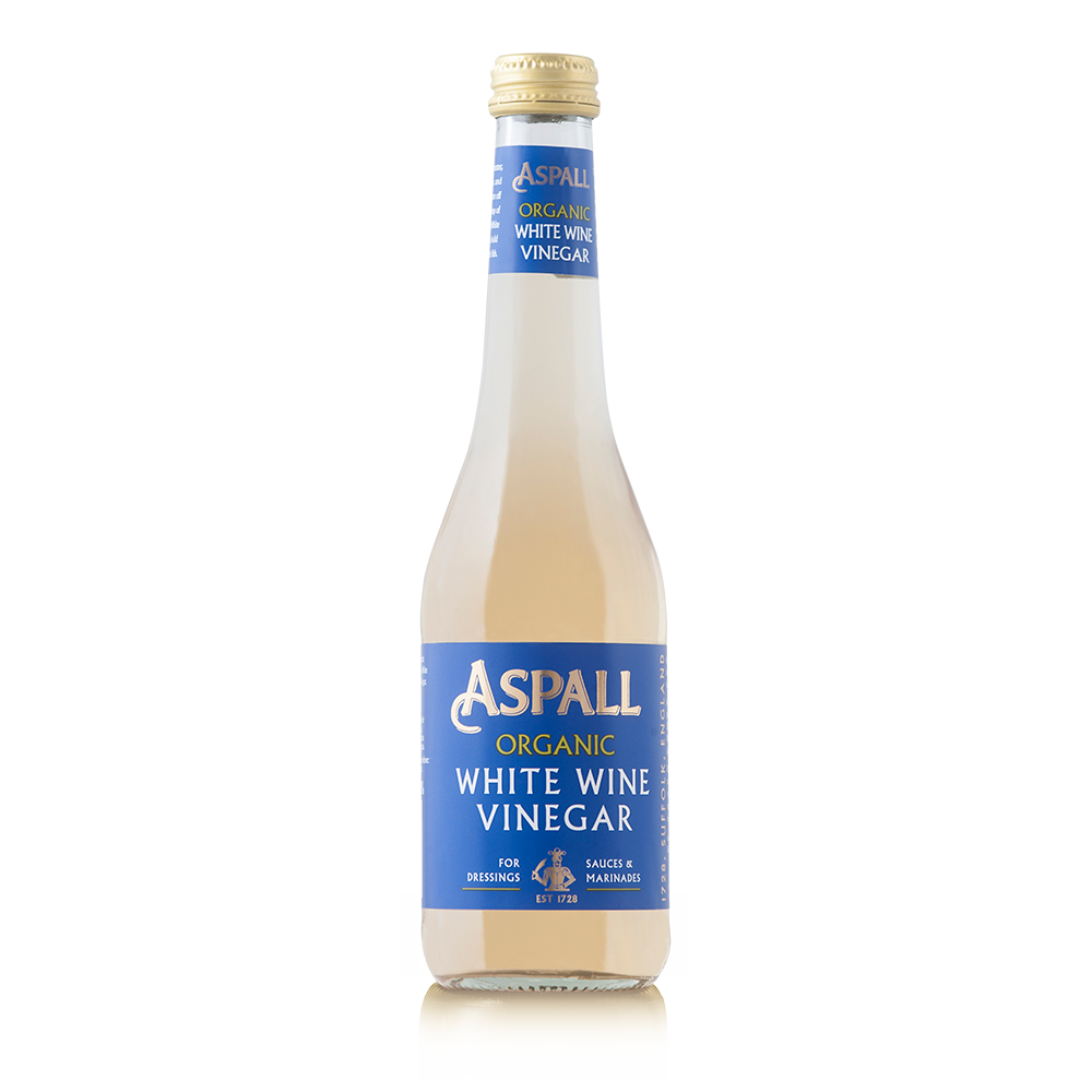 Aspall Organic White Wine Vinegar