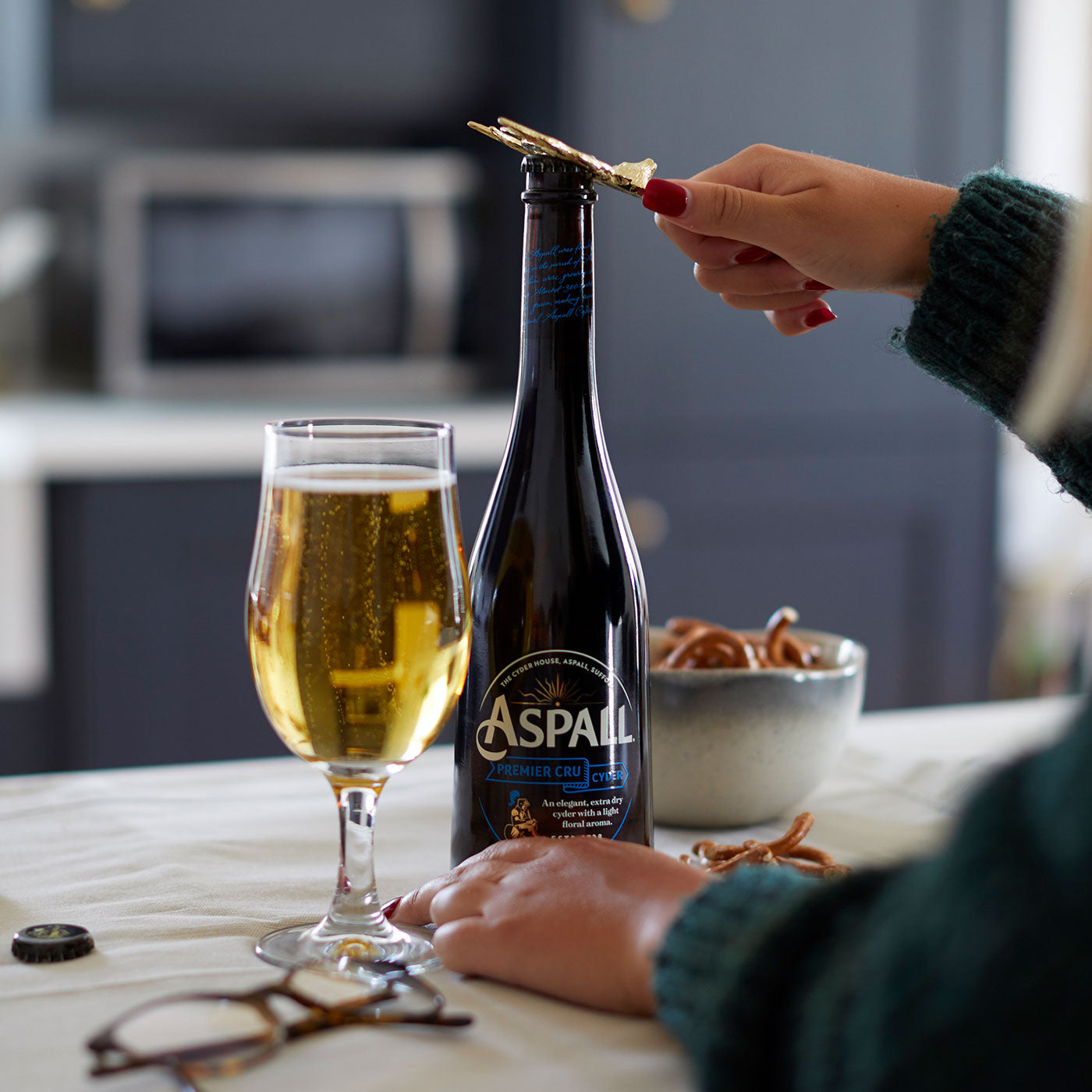 Aspall Premier Cru Bottle