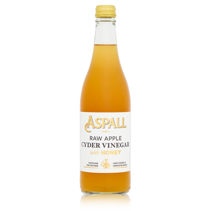 Aspall Raw Apple Cyder Vinegar with Honey