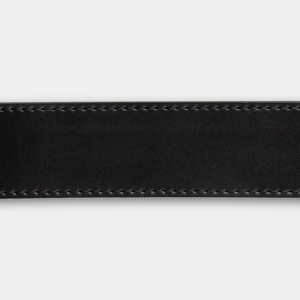 Black Genuine Leather Strap - Minimum Co.