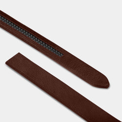 Brown Full Grain Leather Strap - Minimum Co.