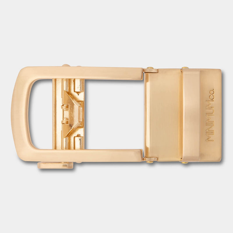Gold Buckle - Minimum Co.