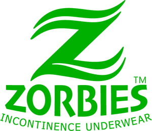 Zorbies incontinence underwear. Made from soft, breathable fabrics. Washable, reusable. Exclusive ZorbLock Protection System gives you up to 8 layers of premium incontinence protection.