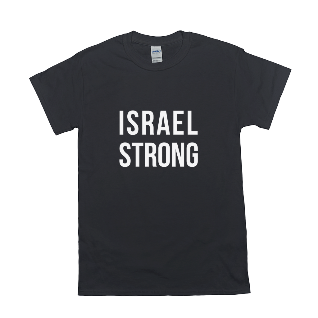 Israel Strong T-Shirts product shot