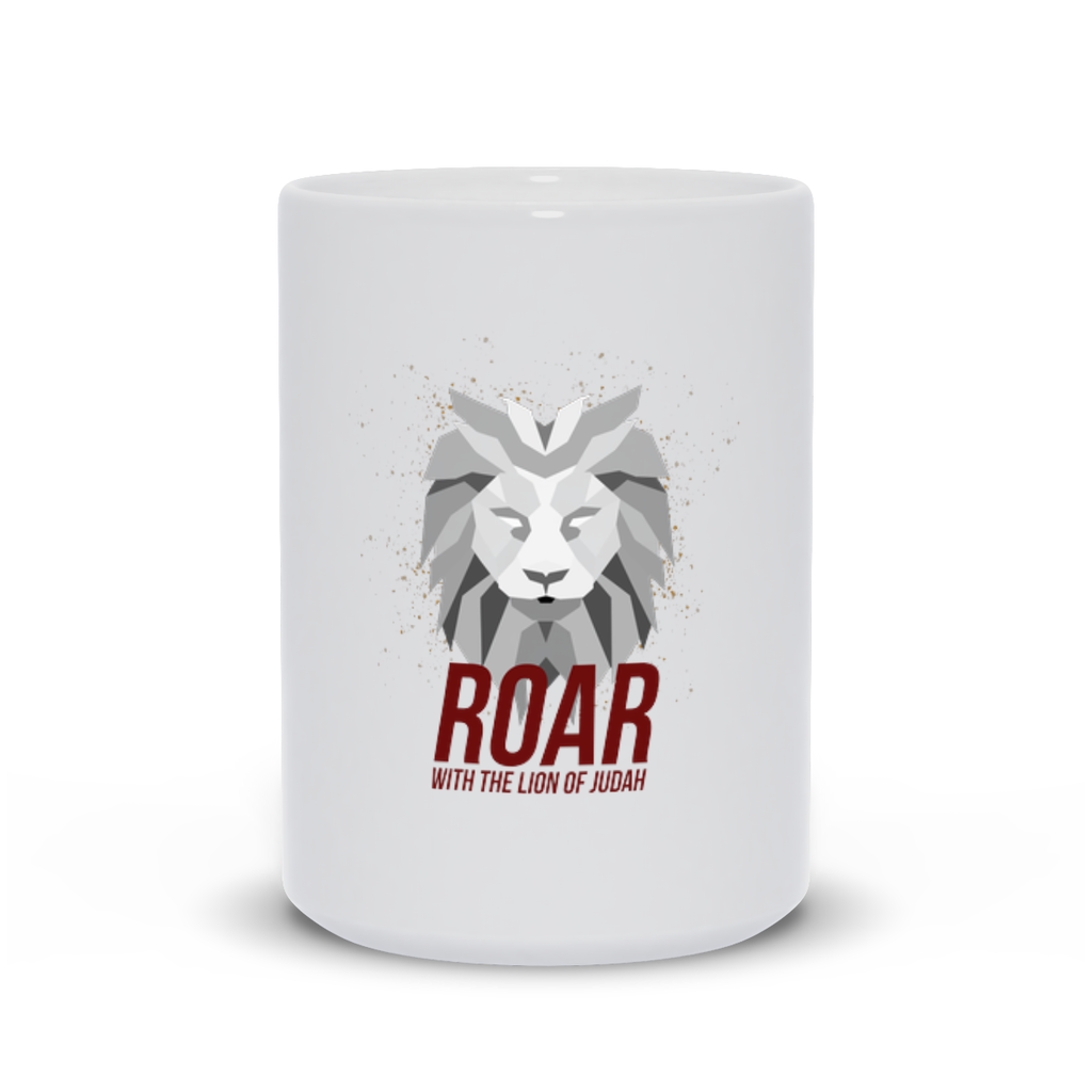 Roar Mug product shot