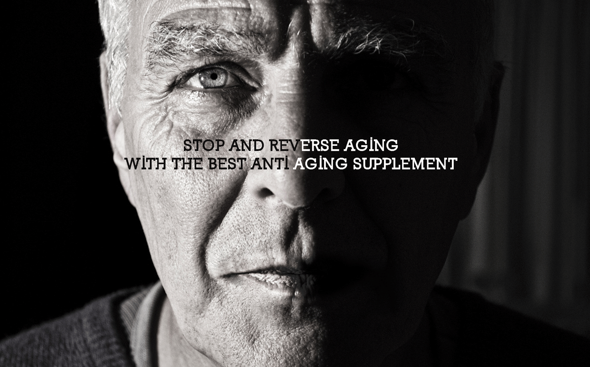 Best anti aging supplement NMN