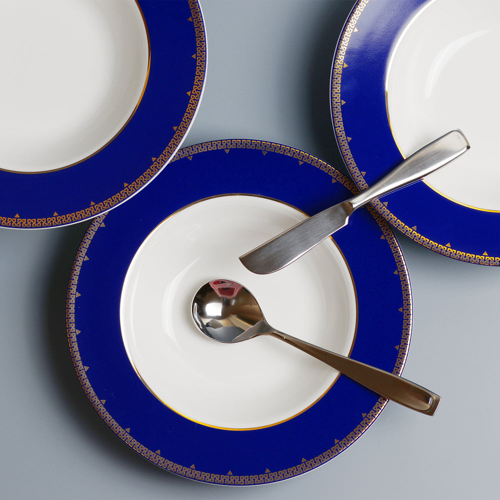 Deep Plate / Soup Plate - 4 Pcs