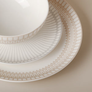 Chevron Dinner Set - 12 Pcs