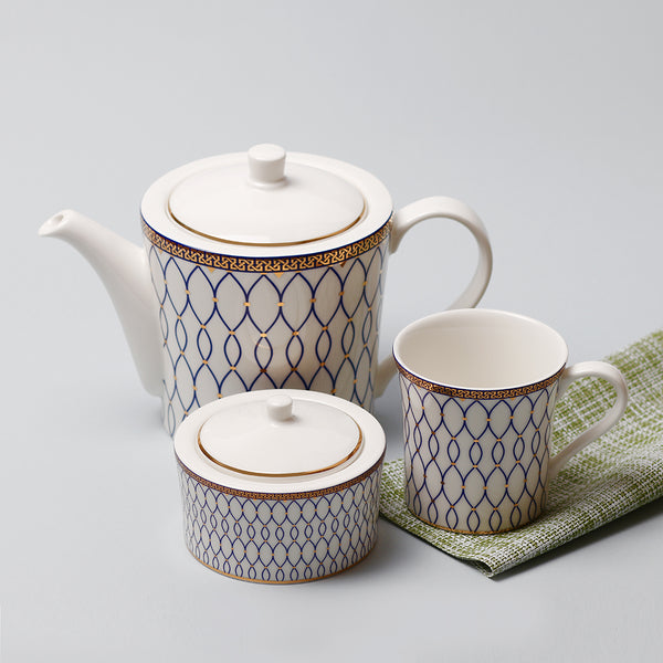 Coffee / Tea Set - 16 Pcs