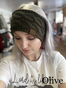 C.C. Fleece Headband