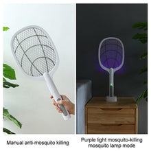 Load image into Gallery viewer, FLASH™  electric mosquito swatter ➕ mosquito killer lamp (2 in 1)