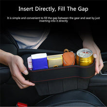 Load image into Gallery viewer, Last Day Promotion-Multifunctional Car Seat Organizer - yanczi