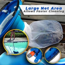 Load image into Gallery viewer, Leaf Skimmer Net Vacuum(Free shipping)