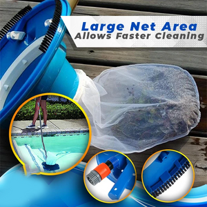 Leaf Skimmer Net Vacuum(Free shipping)