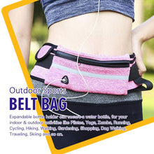 Load image into Gallery viewer, Outdoor waterproof sports belt bag