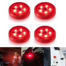 Load image into Gallery viewer, Universal Wireless Car Door LED Warning Light Shinning Blinking Light