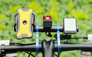Multifunctional Extension Frame For Bicycle Handlebar