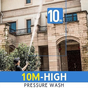 【Buy 2 Get Extra 10% Off!】2-IN-1 HIGH PRESSURE WASHER 2.0