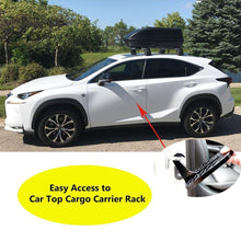Load image into Gallery viewer, Multifunction Foldable Car Rooftop Rack