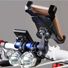 Load image into Gallery viewer, Multifunctional Extension Frame For Bicycle Handlebar