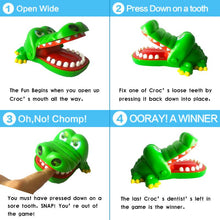 Load image into Gallery viewer, Crocodrile Dentist