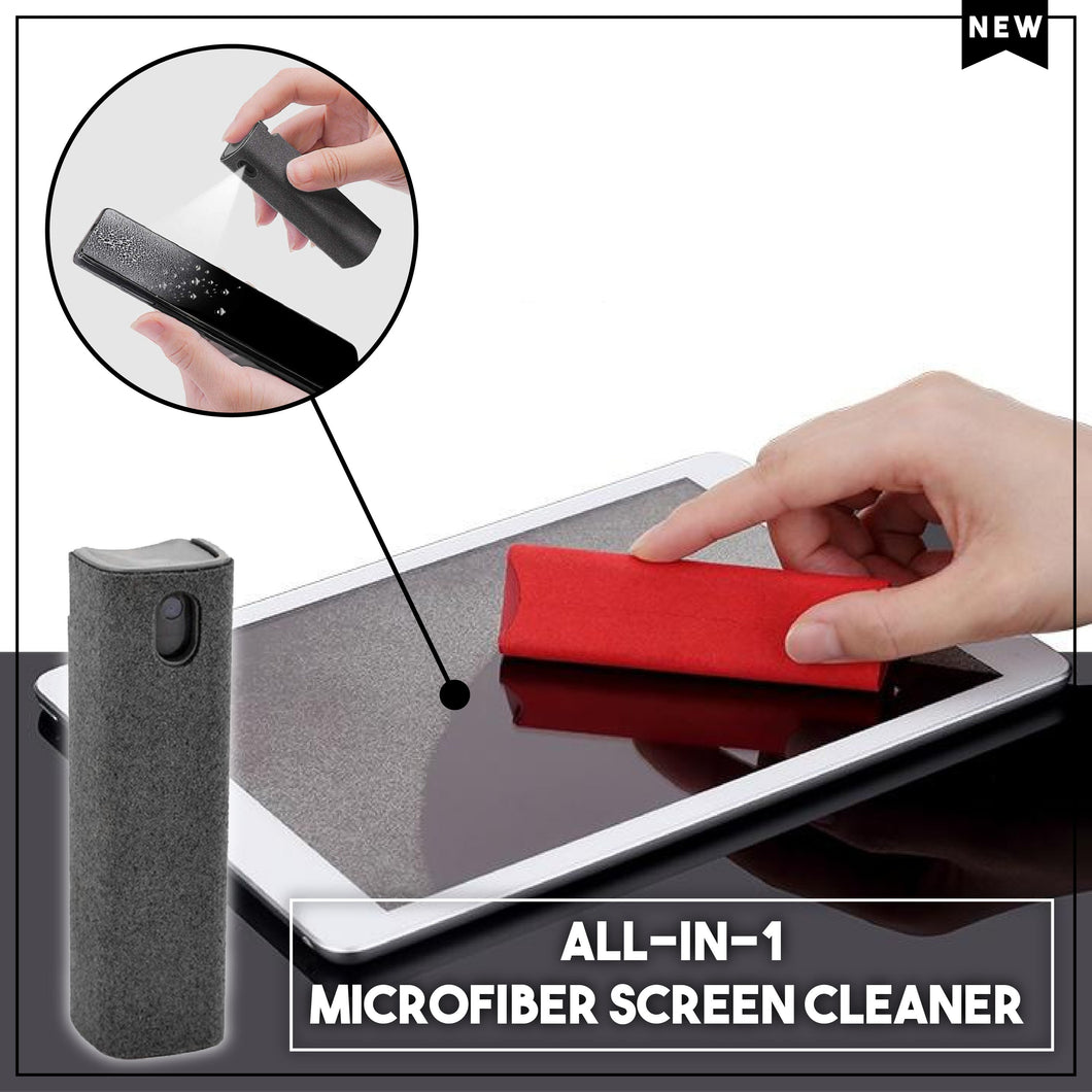 All-in-1 Microfiber Screen Cleaner