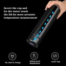 Load image into Gallery viewer, Smart LED Temperature Measuring Thermos - 500ML