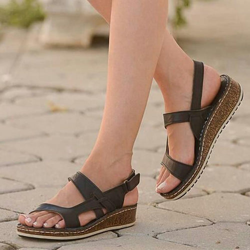 Womens Beach Soft Heel sandals