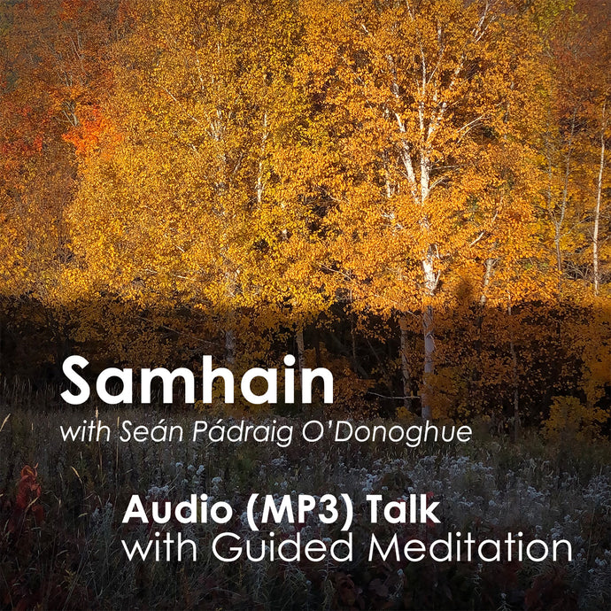 Samhain Reflection Talk