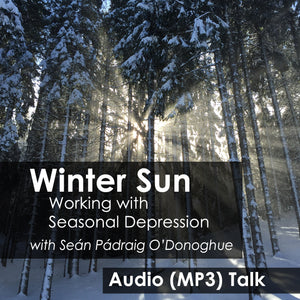 Winter Sun Talk: Working With Seasonal Depression