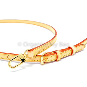 Vachetta Leather Strap - Adjustable (11mm)