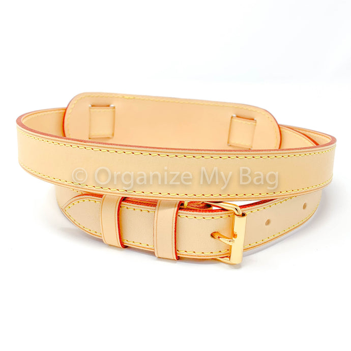 Vachetta Leather Strap - Adjustable (25mm)