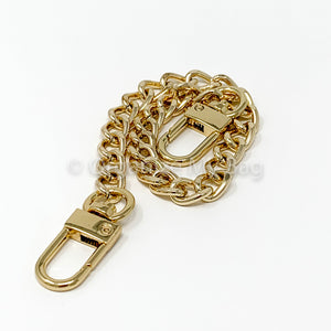 Bag Charm with Double Clasp - Organize My Bag