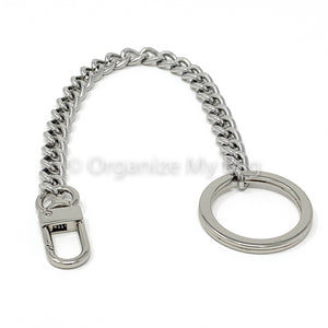 Bag Charm with Keyring - Organize My Bag