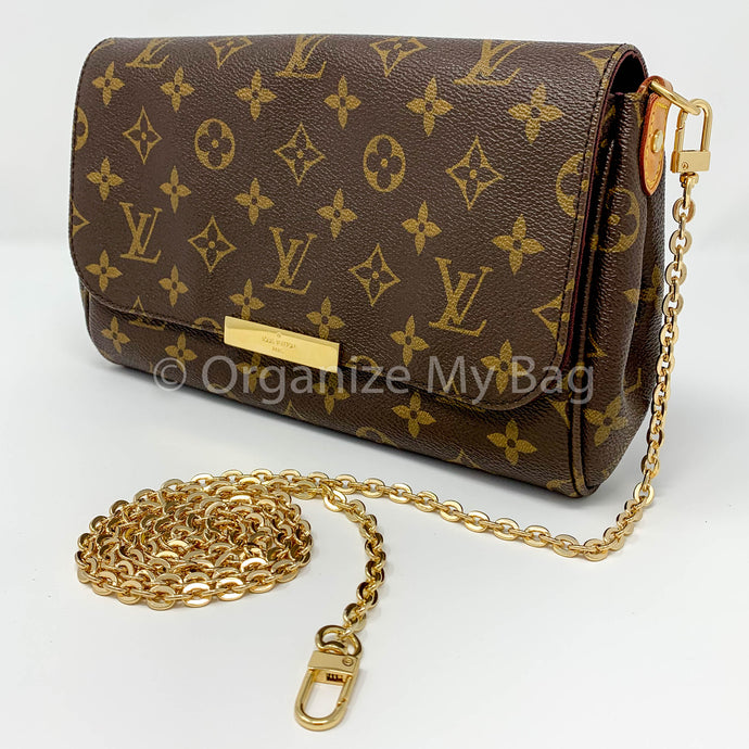 Crossbody Strap - Oval Chain - Organize My Bag