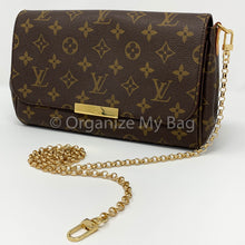 Load image into Gallery viewer, Crossbody Strap - Rolo Chain - Organize My Bag