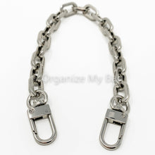 Load image into Gallery viewer, Box Charm With Double Clasp - Organize My Bag