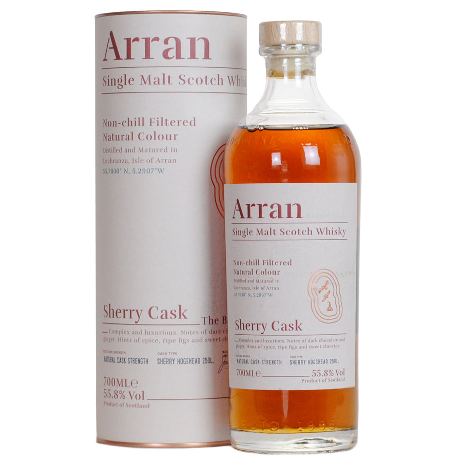 Arran The Bodega Sherry Cask