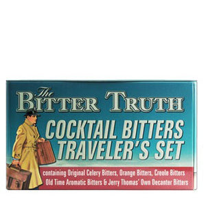 The Bitter Truth Travellers Set