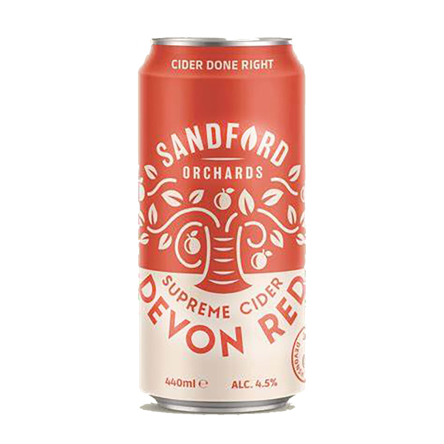 Sandford Orchards Devon Red 440ml Can